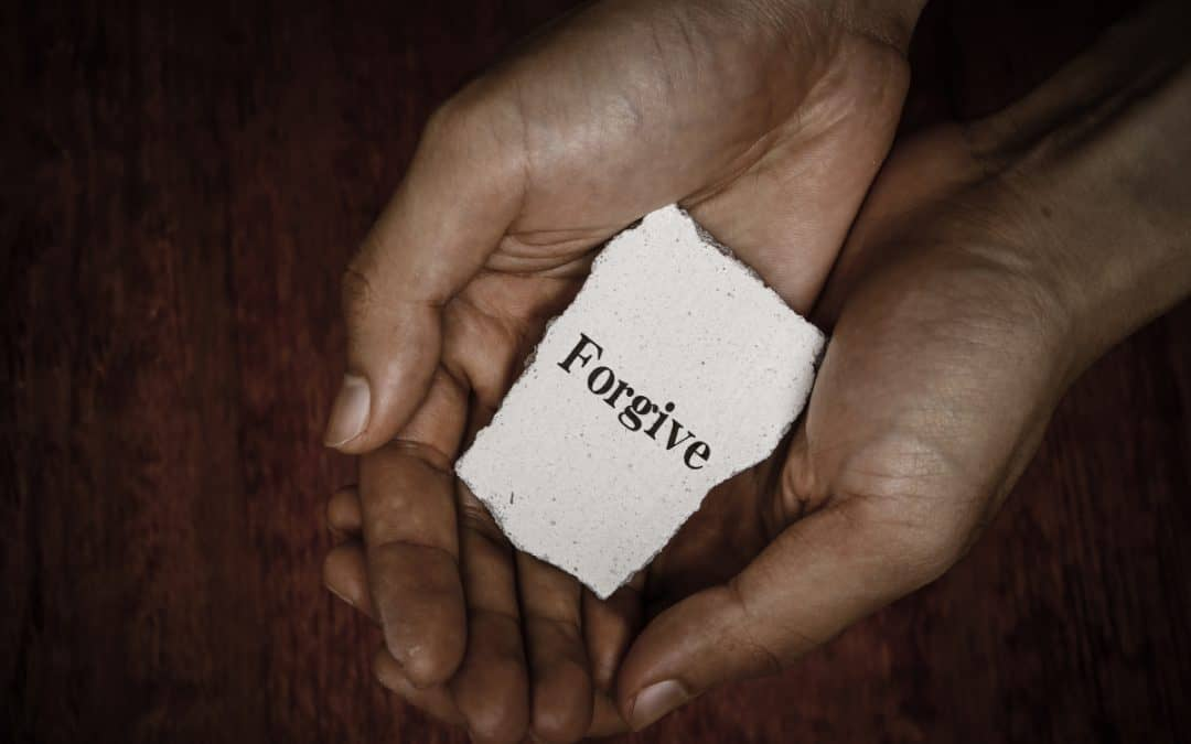 Forgive or Forget… The Choice is Yours