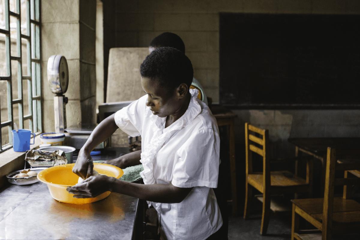 Nurture Ugandan Teens Back to LIfe