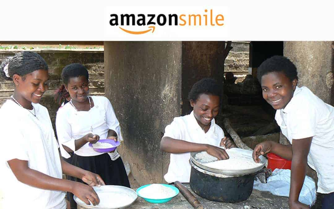 Shopsmile.amazon.comand Educate a Child