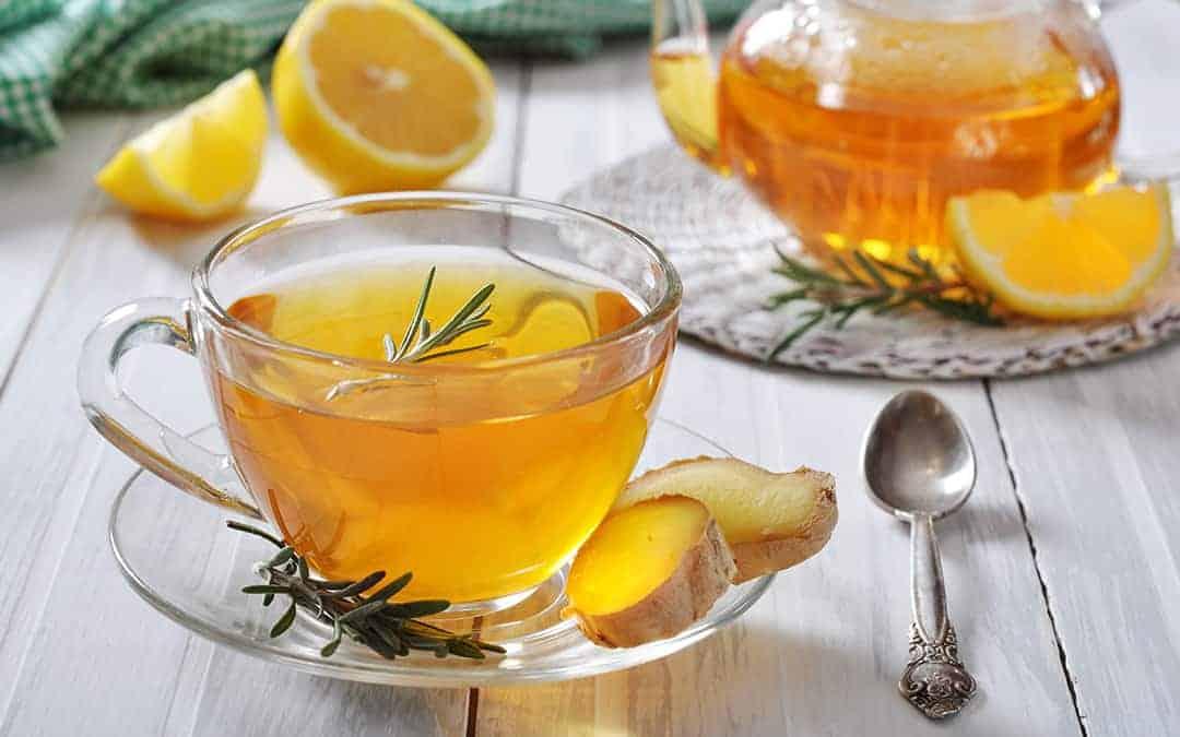 African Tea - Uganda Style - Ginger Tea