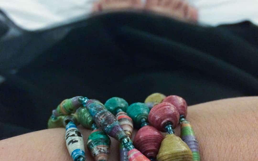 Why I Wear Beads of Hope